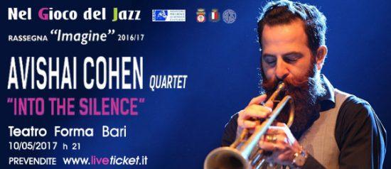 Avishai Cohen Quartet al Teatro Forma di Bari