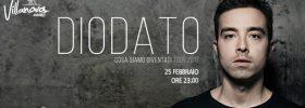 """Diodato presenta """"Cosa siamo Diventati"""" at Villanova al Villanova di Pulsano"""