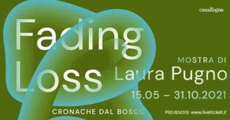 Fading Loss Cronache dal Bosco - Laura Pugno a Valdilana