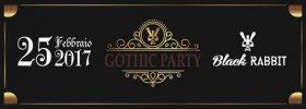 Carnival Gothic Party al Black Rabbit a Monteforte Irpino