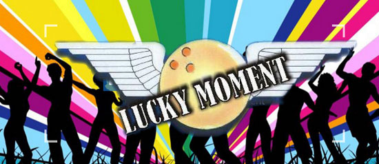 Start Lucky Moment a Leporano
