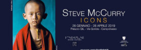"""Icons"" Steve McCurry al Palazzo ex Gil a Campobasso"