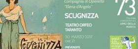 """""""Scugnizza"""" al Teatro Orfeo di Taranto"""