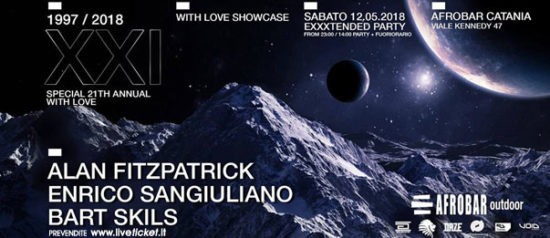Exxxtended party - Super Sound System all'Afrobar di Catania