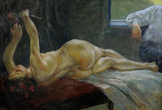 Arturo Fittke al Museo Sartorio, Trieste