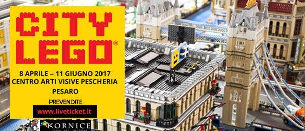 Mostra City Lego Pesaro