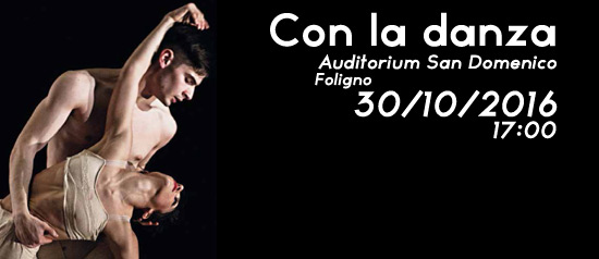 Con la danza Auditorium San Domenico