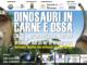 Dinosauri in carne e ossa a Viterbo