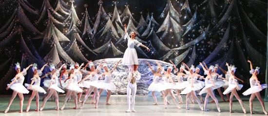 Schiaccianoci balletto russo