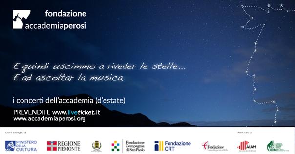 I Concerti dell'Accademia 2021 a Biella