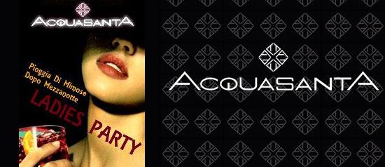 acquasanta-ladies-party