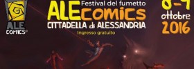 Alecomics ad Alessandria