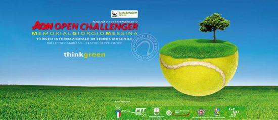 AON Open Challenger 2017 allo Stadio Beppe Croce a Genova