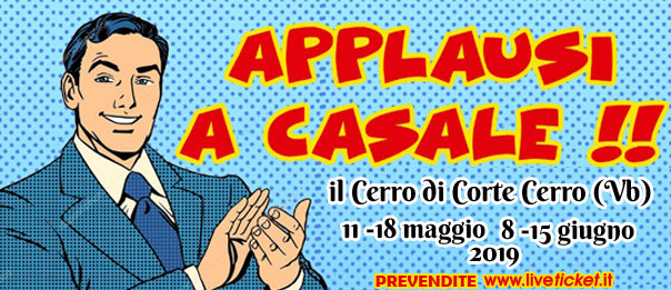 Applausi a Casale