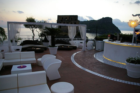 terrazza all' Asteria Dinella Club