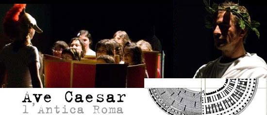 Ave Caesar, Centro Culturale Il Trebbo, Milano