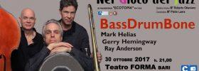 Bassdrumbone al Teatro Forma di Bari