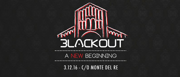 Black Out all'Hotel Monte del Re