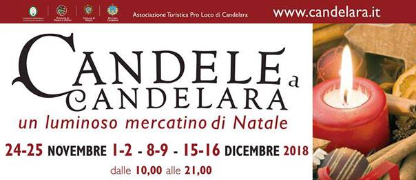 Candele a Candelara 2018