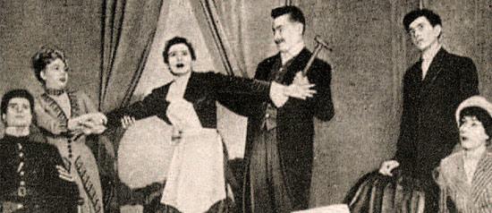 La cantatrice calva al Teatro Martinetti, Garlasco