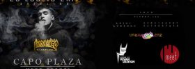 Urban Dealerz presenta: Capo Plaza live tour al Meet Eventi di Atripalda