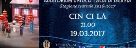 Cin Ci Là all'Auditorium Unità d'Italia di Isernia