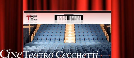 Teatro Cecchetti Cinema Civitanova Marche