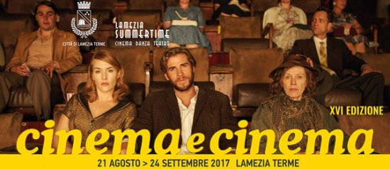 Cinema e Cinema - Lamezia Summertime 2017 a Lamezia Terme