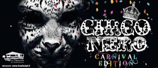 """Circo Nero """"Carnival Edition"""" a La Capannina di Forte dei Marmi"""