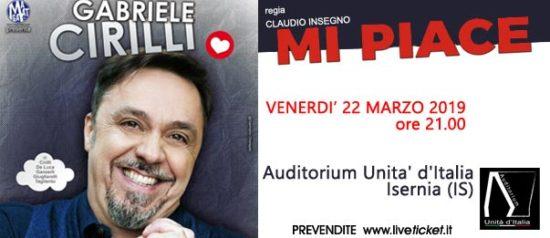 Gabriele Cirilli - Mi piace