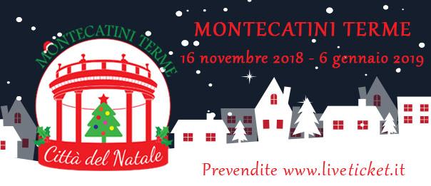 Città del Natale a Montecatini Terme