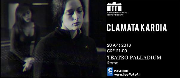 Clamata Kardìa al Teatro Palladium a Roma