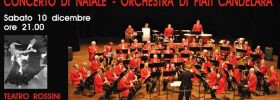 Concerto di Natale al Teatro Rossini di Pesaro
