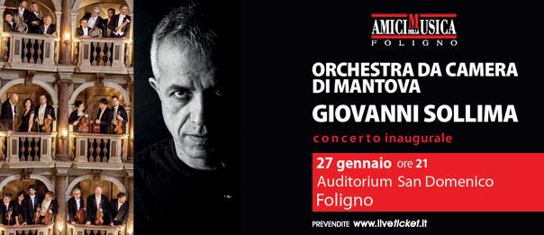Concerto inaugurale stagione 2019 all'Auditorium San Domenico di Foligno