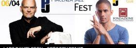 """Lars Danielsson plays """"Liberetto"""" feat. Grégory Privat al Piacenza Jazz Fest 2017"""