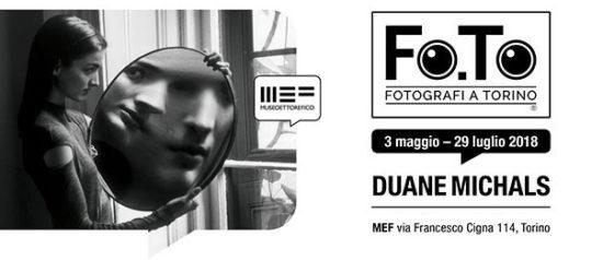 Duane Michals al MEF - Museo Ettore Fico di Torino