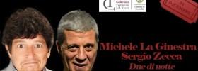 """La Ginestra - Zecca """"Due di notte"""" al Teatro Comunale J.P. Velly di Formello"""