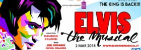 Elvis - The Musical all'Auditorium Unità d'Italia di Isernia