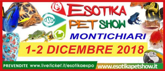 Esotika Expo Montichiari Brescia 2018