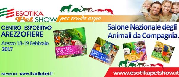 Esotika Expo Arezzo 2017
