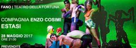 """Compagnia Enzo Cosimi """"Estasi"""" al Teatro Della Fortuna a Fano"""