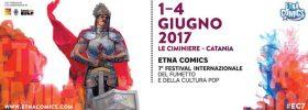 """Etna Comics """"7° Festival Internazionale del fumetto e della cultura pop"""" a Catania"""