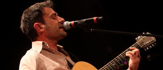Fabrizio Zanotti in concerto al Teatro Le Serre
