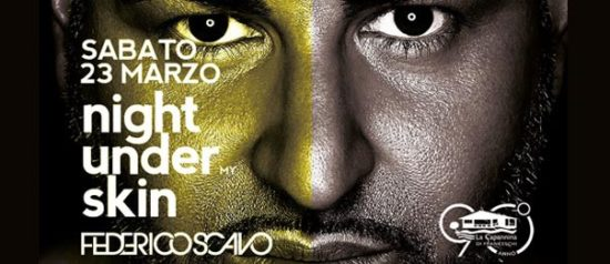 Federico Scavo-Night under skin