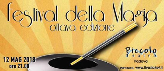 Festival della Magia al Piccolo Teatro di Padova
