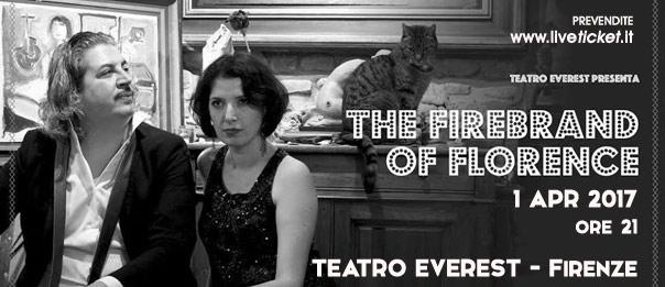 The Firebrand of Florence al Teatro Everest di Firenze