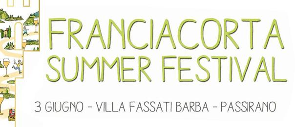 Franciacorta Summer Festival 2018 a Villa Fassati Barba a Passirano