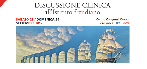 Discussione clinica all'Istituto Freudiano di Roma