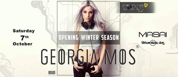 Special guest Georgia Mos - Opening Winter Season al Masai Club Cagli