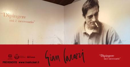 """Gian Carozzi """"Dipingere mi è necessario"""" a Sarzana"""